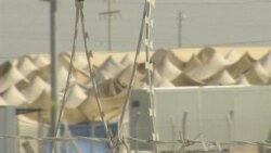 Refugees Flee Aleppo; Hot, Barren Turkish Camps Await