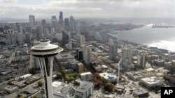 Kota Seattle, negara bagian Washington