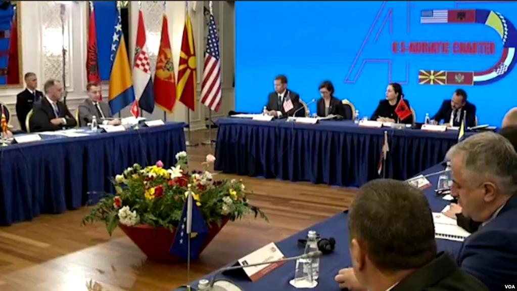 Tiranë: Konferenca e ministrave të mbrojtjes së Nismës SHBA – Karta e Adriatikut 5