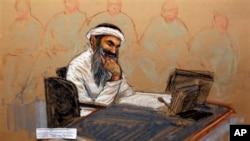 Kasus Khalid Sheikh Mohammed dan empat konspirator lainnya yang diduga melakukan serangan 9/11 masih tersangkut dalam perdebatan hukum yang membutuhkan waktu berbulan-bulan untuk diselesaikan - sebelum sidang dapat dilangsungkan (foto: Dok).