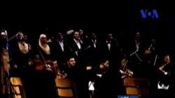 افق ٢٥ دسامبر: موسيقى كليسايى در ايران