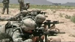 Amerika Afganistan'da Güvenliği Tartışıyor