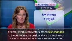 Anh ngữ đặc biệt: India Car (VOA)
