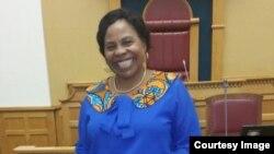 Amai Monica Mutsvangwa
