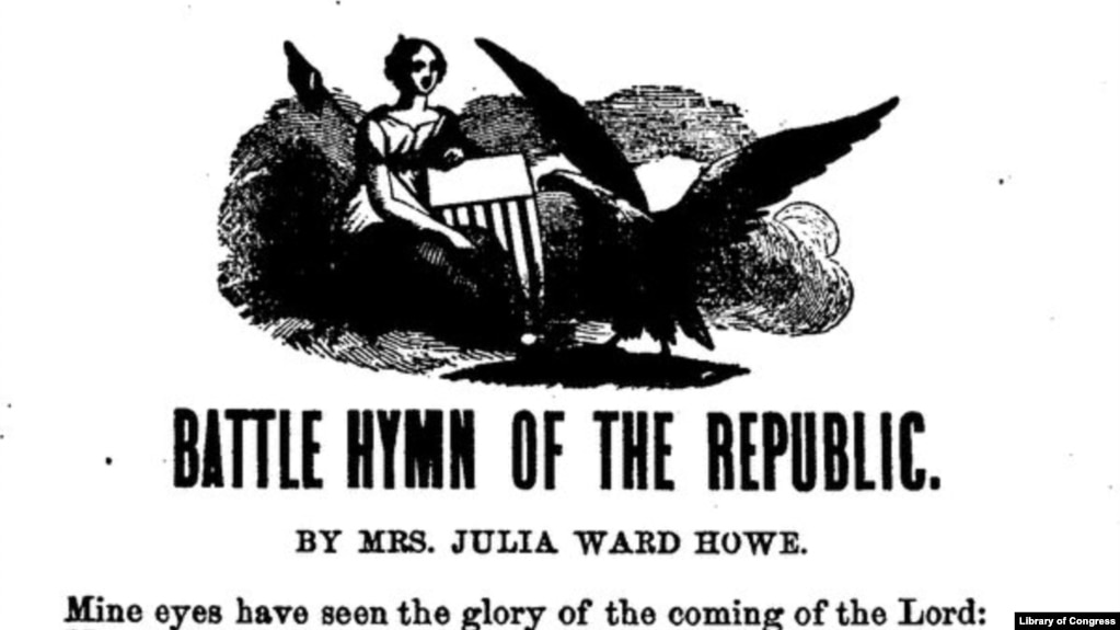 Image result for battle of hymn of the republic