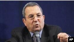 以色列國防部長巴拉克(圖)表示應該對伊朗實施更嚴格的制裁。