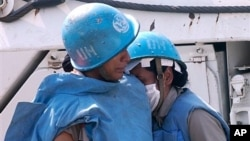 Female Peacekeepers in Lebanon