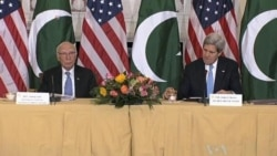 US, Pakistan Work to Improve Counter-Terror Cooperation