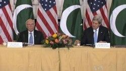 US, Pakistan Work to Improve Counter-Terror Cooperation
