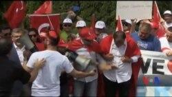 Ердоган закликав Обаму видати організатора заколоту. Відео