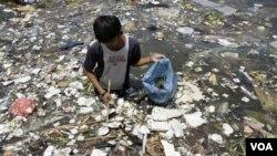 سمندری آلودگی