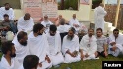 Début à La Mecque d'un hajj sans précédent