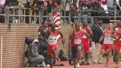 Runners Tune Up for Olympics at Penn Relays