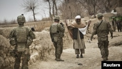 阿富汗特種部隊