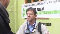 Referendum kundër importimit të plehrave