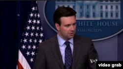 白宫发言人欧内斯特称沙特国王缺席峰会无大影响