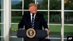 川普总统7号会晤商业界领袖