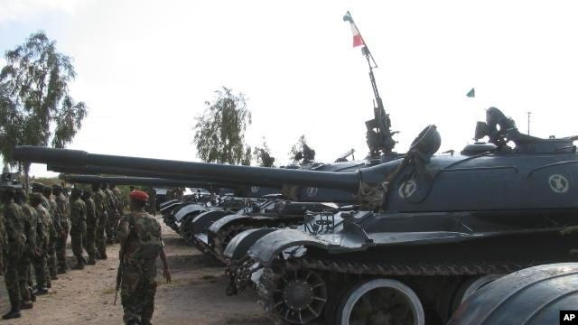 Somaliland army reportedly drove out Ethiopia ONLF rebels