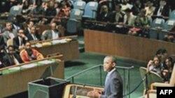 Presidenti Obama e vë theksin tek temat e demokracisë, të drejtave të njeriut në botë