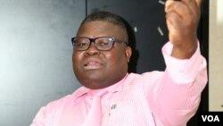 José Cola Presidente da Associaçao dos Repórteres de Imagem de Angola