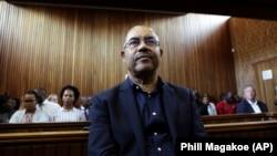 Manuel Chang continua detido na África do Sul