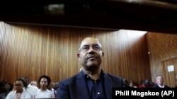 Tribunal Supremo de Joanesburgo começa a analisar extradição do antigo ministro no dia 16