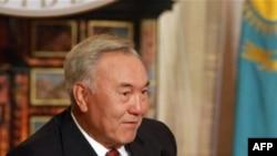 Ông Nursultan Nazarbayev, Tổng thống Kazakhstan