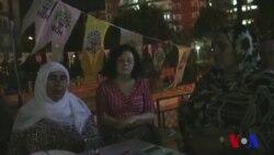 Berbijara HDP'ê ya Îzmîrê: Dayika Aştî, Cemîle Aydin