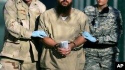 آرشیف: زندان گوانتانامو