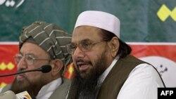 اعتراض پاکستانی ها به تعيين جايزه برای دستگيری بنيانگذار لشکر طيبه