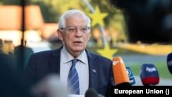 2 Eylül 2021 - AB Dış İlişkiler Yüksek Komiseri Josep Borrell