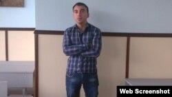 Elvin Paşayev (Foto Elvin Paşayevin Facebook səhifəsindən götürülüb)
