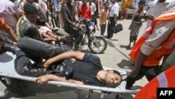 Щонайменше троє учасників демонстрації у Таїзі зазнали серйозних травм