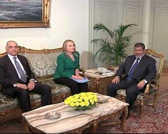 EE.UU. y Egipto anuncian Cese al Fuego en Oriente Medio