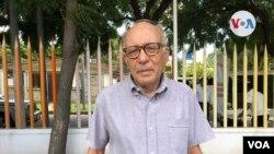 El analista nicaraguense Bosco Matamoros, cree que EE.UU. podría extender su presión a países de la región que considera peligrosos para la estabilidad de Latinoamérica. [Foto: Daliana Ocaña, VOA]