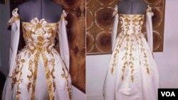 لباس عروس - طرح هما طرزی