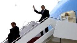 Resultados en las encuestas sobre la gestión de Obama