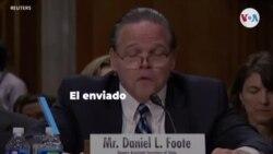 Renuncia el enviado especial de Estados Unidos para Haití