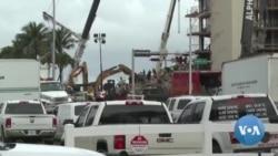 Biden Consoles Families of Florida Building Collapse