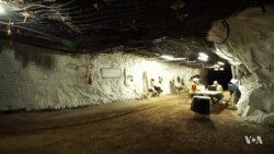 Former South Dakota Gold Mine Now an Underground Research Lab
