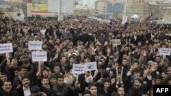 Irak'taki Gösterilerde 1 Ölü 30 Yaralı