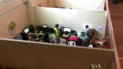 Kenyans Wait Anxiously for Vote Count