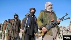 Kelompok Taliban Afghanistan mengejek bahwa Amerika bernasib sama seperti Uni Soviet yang menarik pasukan dari Afghanistan (foto: dok).