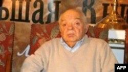 Наум Коржавин. Архивное фото 2006г.