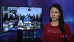 TT Ukraina ký sắc lệnh hủy bỏ quyết định tổ chức trưng cầu dân ý của nghị viện Crimea