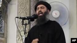 Según las autoridades Abu Bakr al-Baghdadi tiene dos esposas, pero ninguna se llama Saja al-Dulaimi.