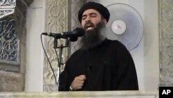 Pemimpin ISIS, Abu Bakr al-Baghdadi, tidak terlihat atau terdengar selama berbulan-bulan (foto: dok).