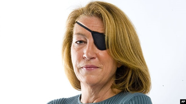 Award-winning American war reporter Marie Colvin was killed on February 22, 2012 by Syrian government shelling against the opposition stronghold of Homs, Syria. She was 57.