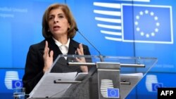 Stella Kyriakides, komisaris kesehatan dan keamanan pangan Uni Eropa