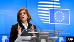 Европска комесарка за здравство Стела Киријидес